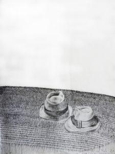 O.T., Mischtechnik, 21x14,8cm, 2011